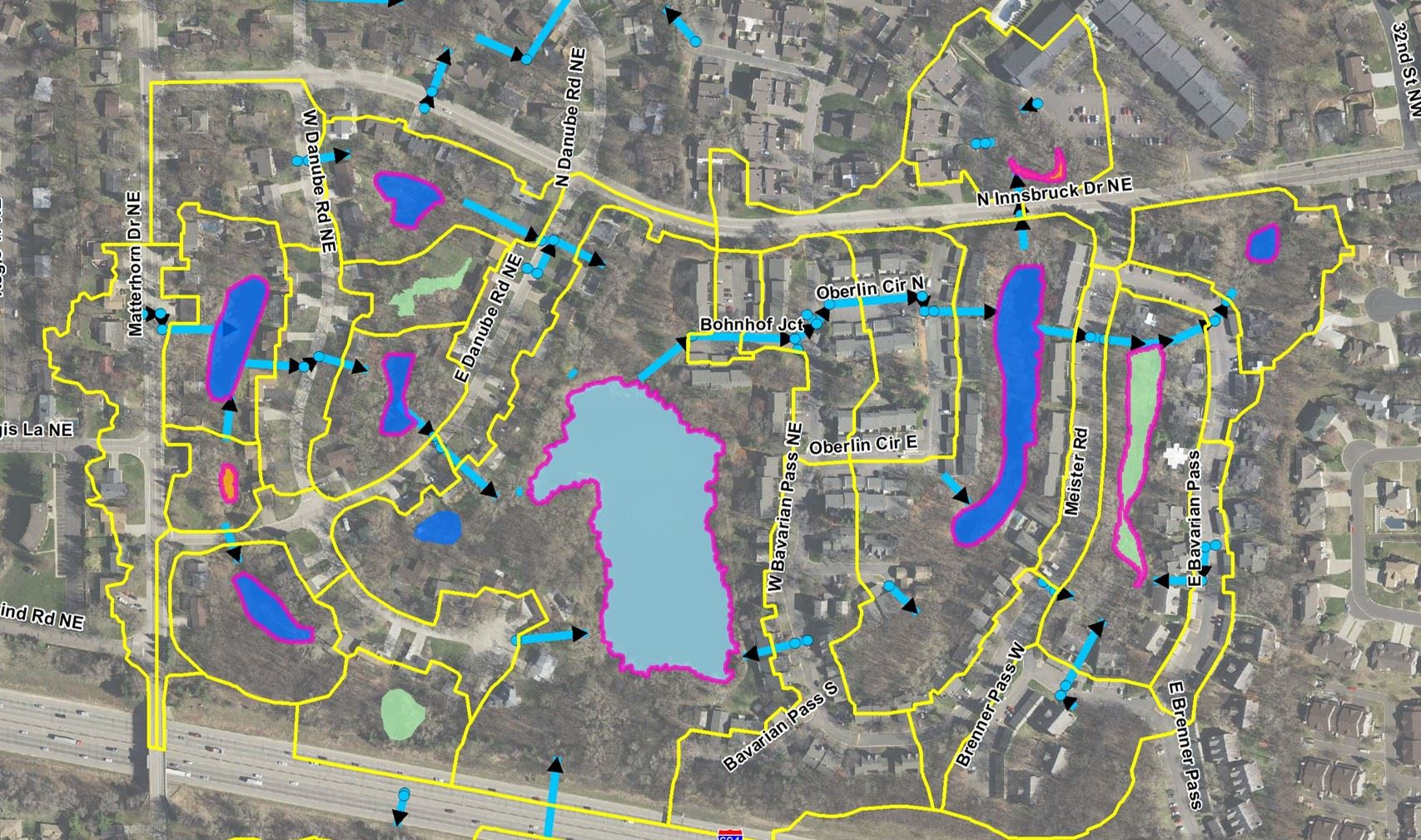 Farr Lake Stormwater System