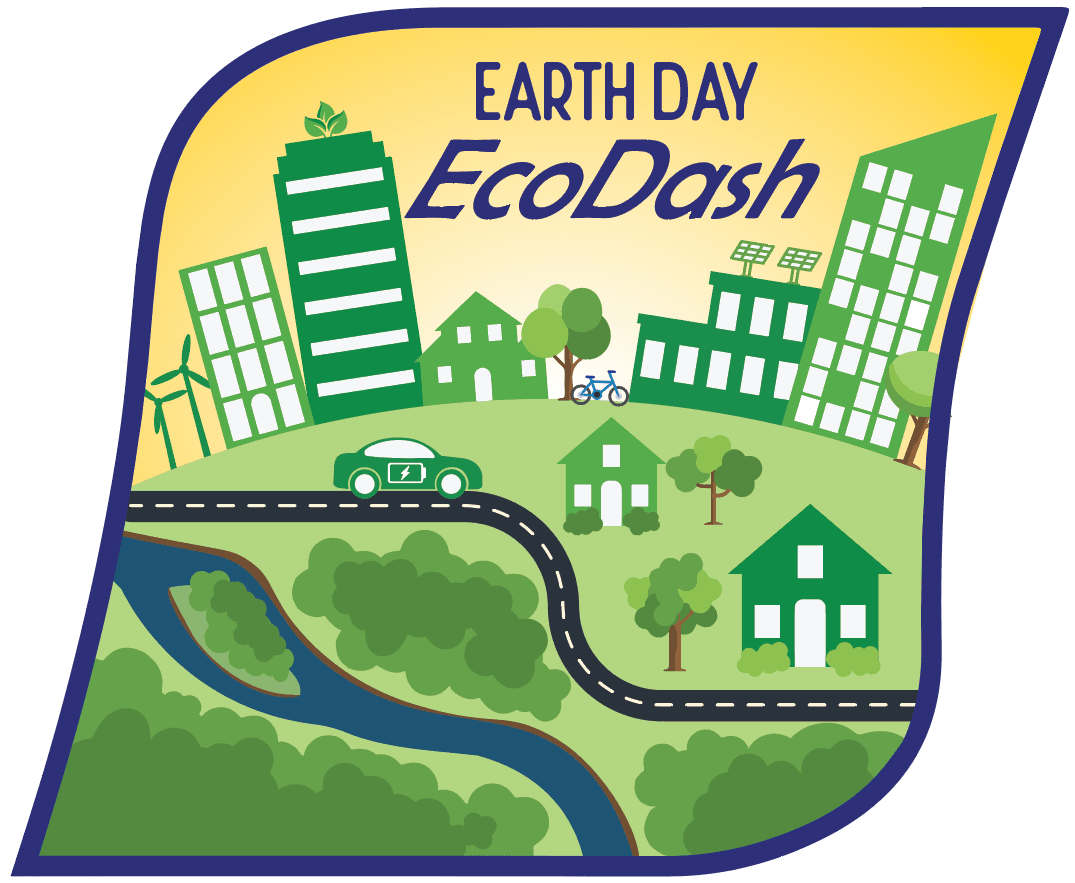 Earth Day EcoDash logo Opens in new window